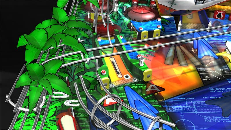 Xbox 360 Pinball FX