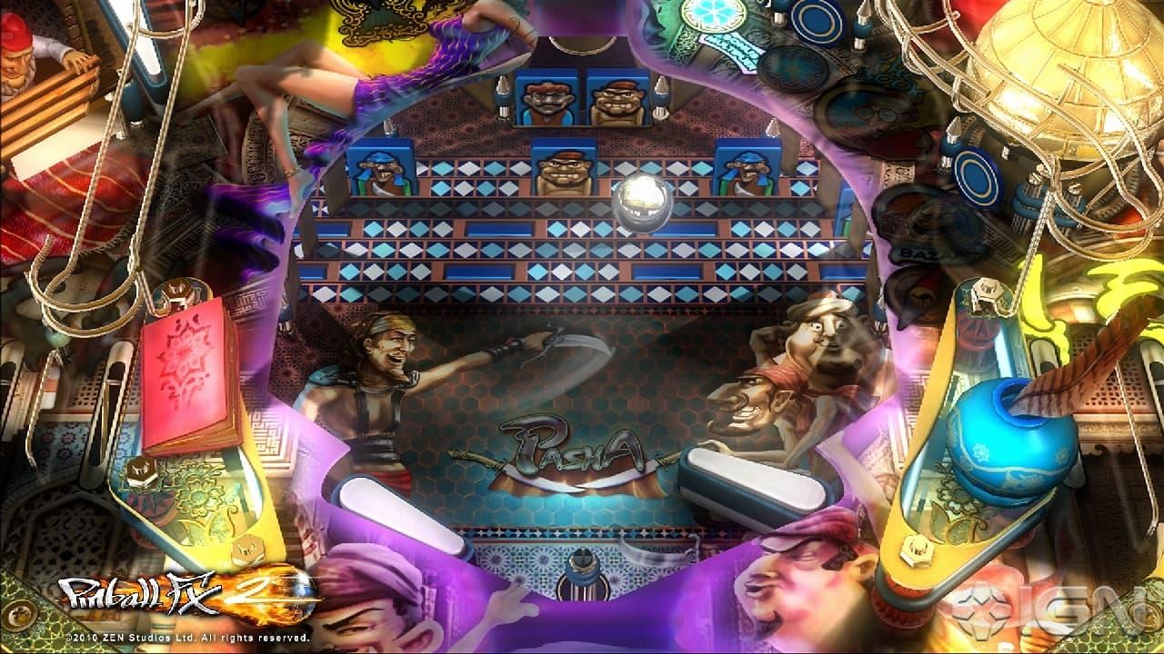 Pinball FX2 Xbox