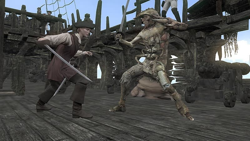 Pirates des Caraïbes: Jusqu'au Bout du Monde - Image n°8