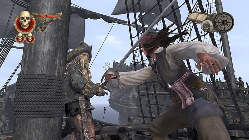 Pirates des Caraïbes: Jusqu'au Bout du Monde - Image n°7