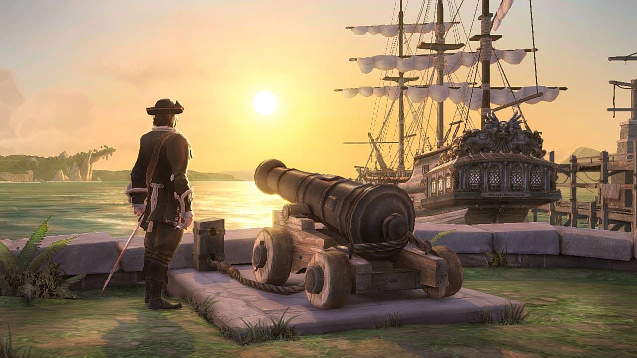Pirates des Caraïbes débarque sur Xbox 360