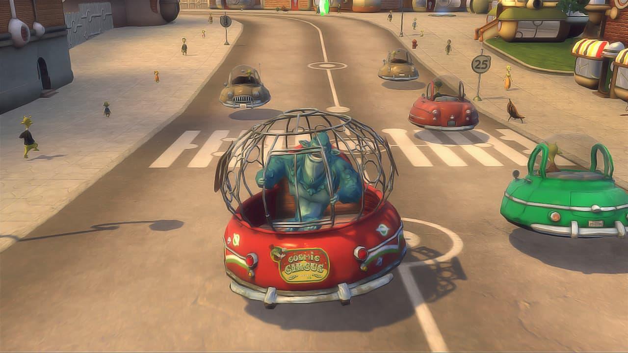 Xbox 360 Planète 51