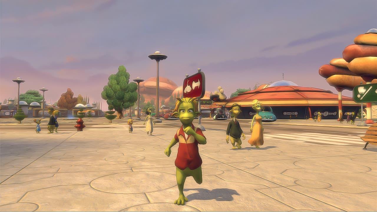 Planète 51 Xbox 360