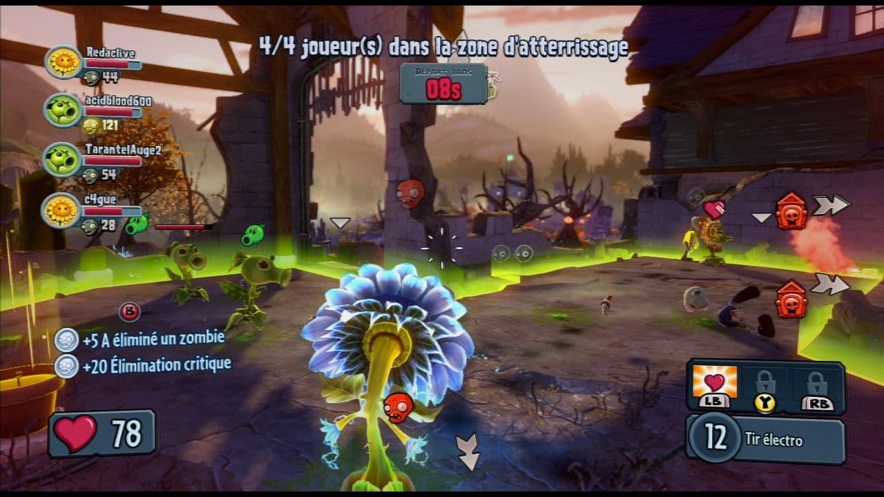 Plants vs Zombies: Garden Warfare - Image n°7