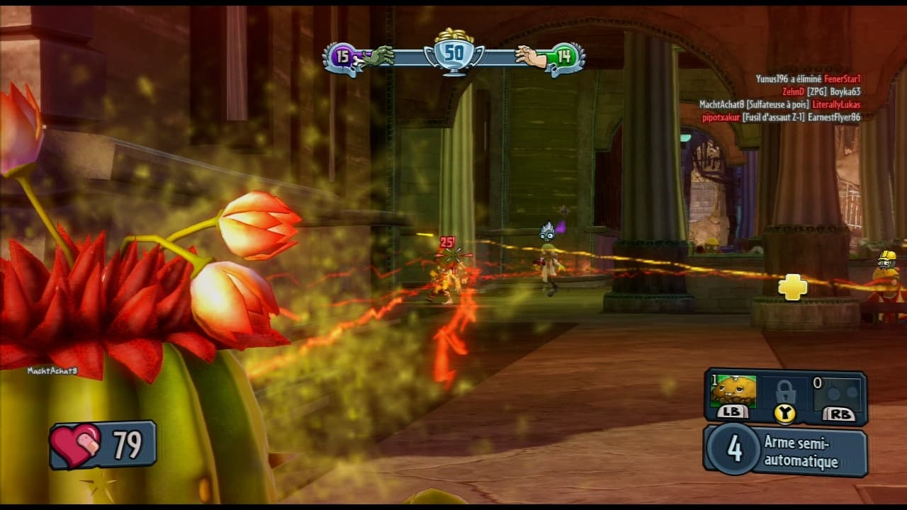 Summary: Plants vs Zombies: Garden Warfare has players blast zombies, plants, and new characters with inventive weapons across a mine-blowing PvZ world.