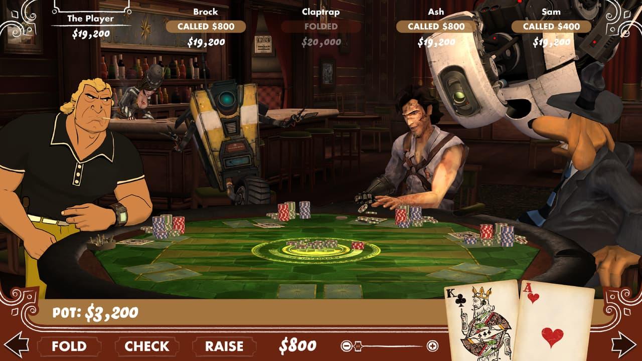 Poker Night 2 Xbox 360