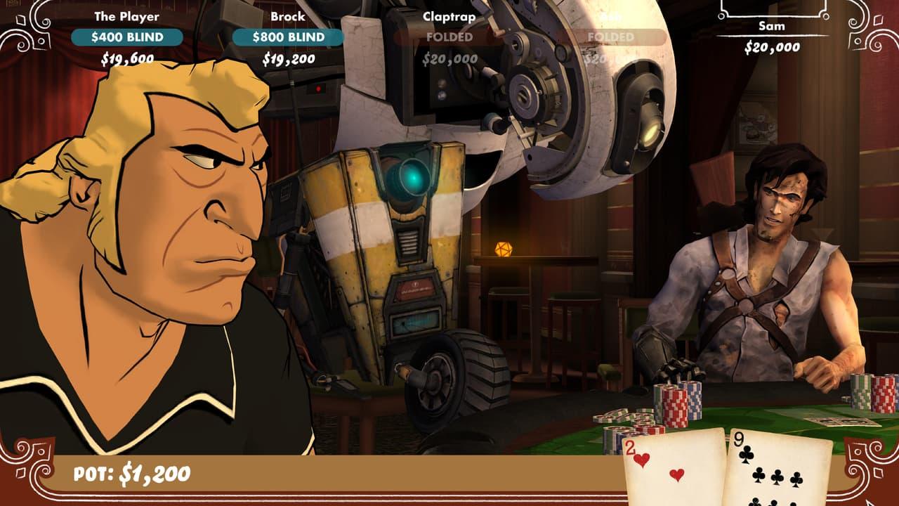 Xbox 360 Poker Night 2