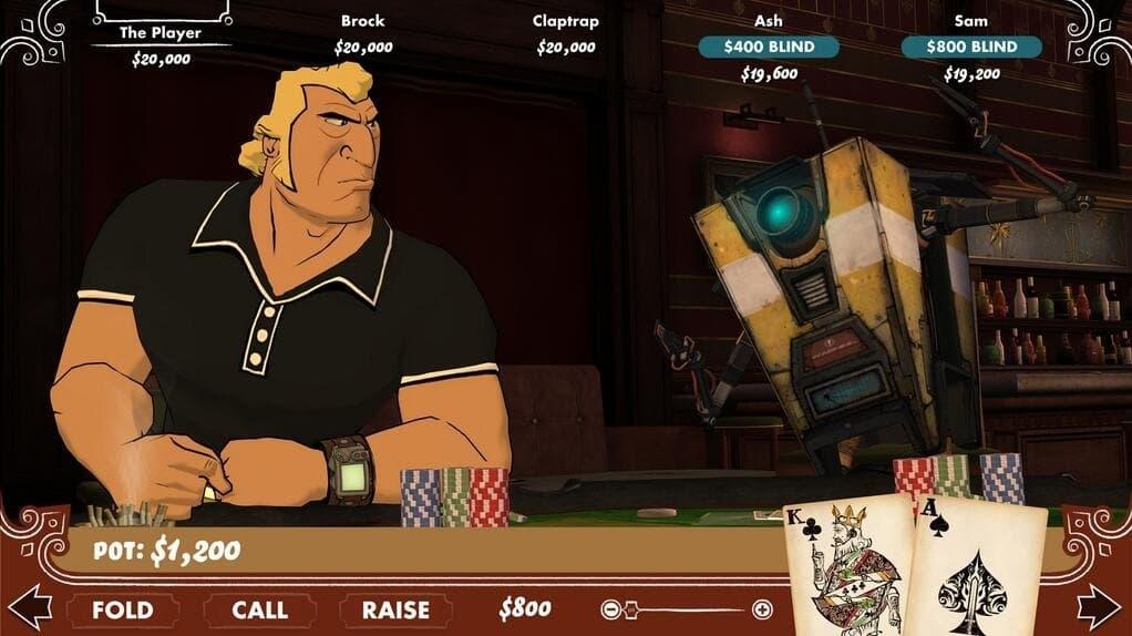 Poker Night 2 Xbox
