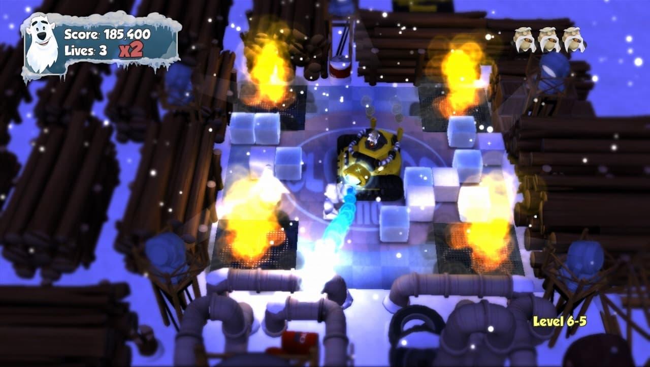 Polar Panic Xbox 360