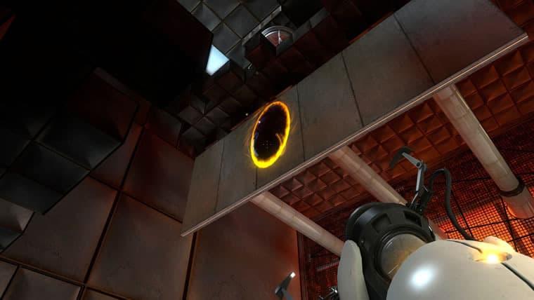 Xbox 360 Portal: Still Alive