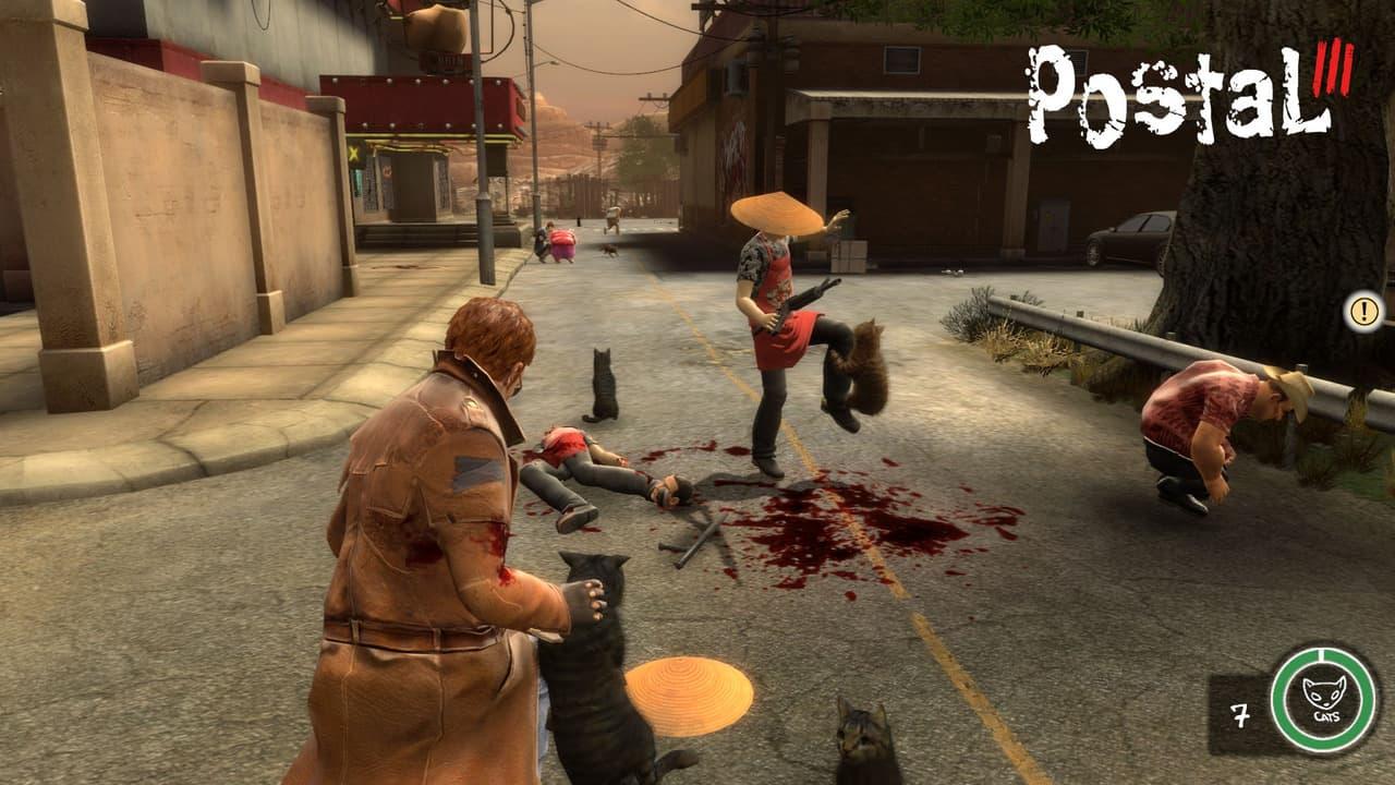 Xbox 360 Postal III