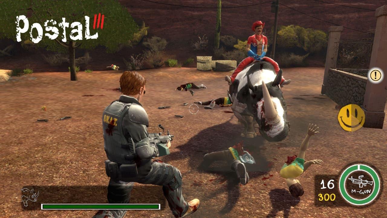Postal III Xbox