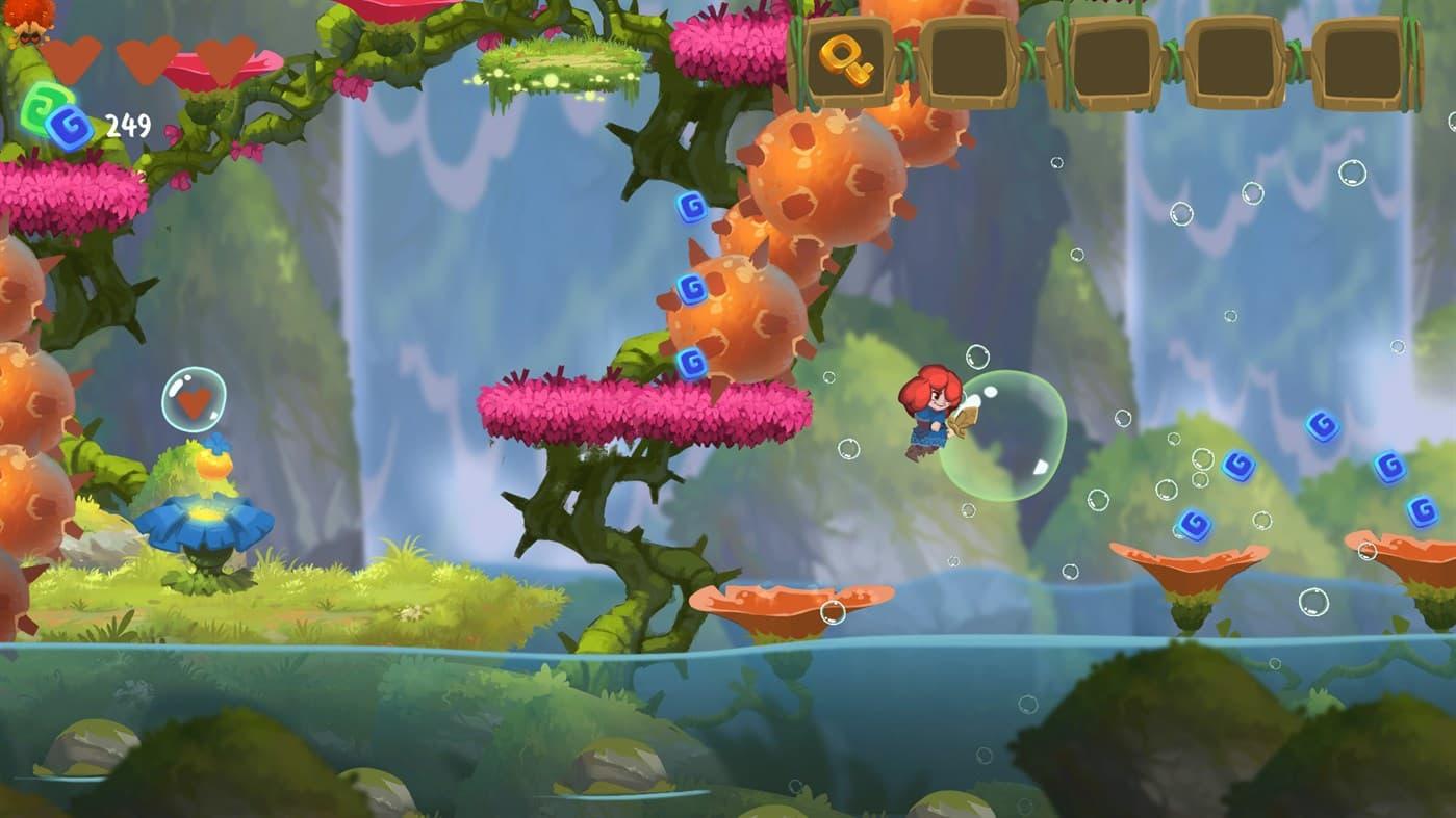 Xbox One Potata: Fairy Flower