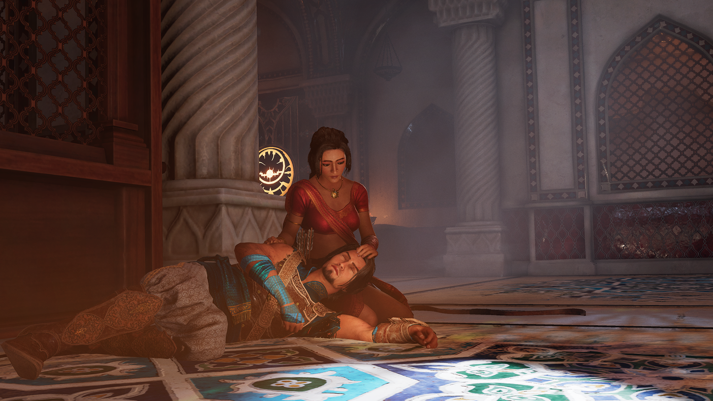 Prince of Persia : Les Sables du Temps Remake Xbox One