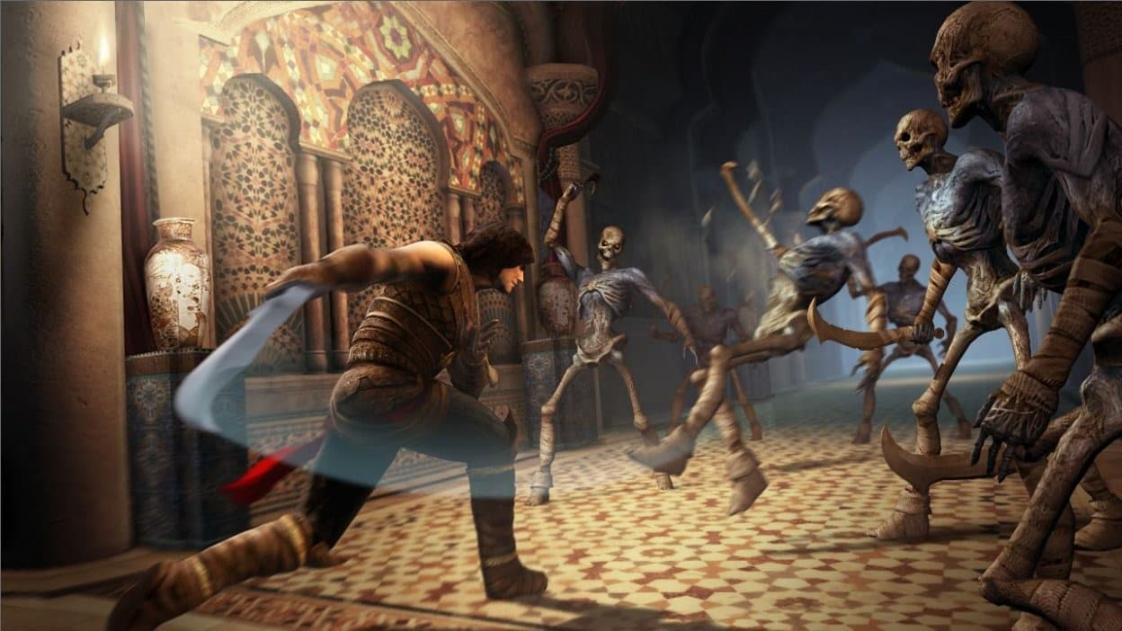 Prince of Persia: Les Sables Oubliés Xbox