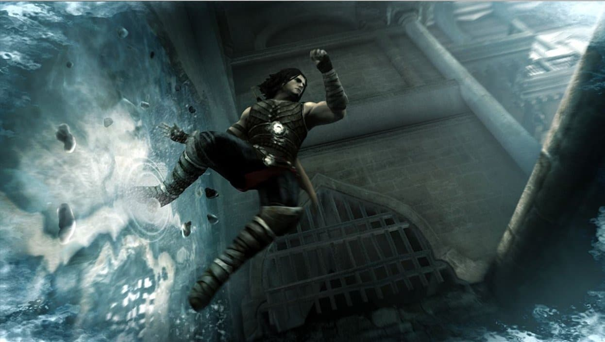 Xbox 360 Prince of Persia: Les Sables Oubliés