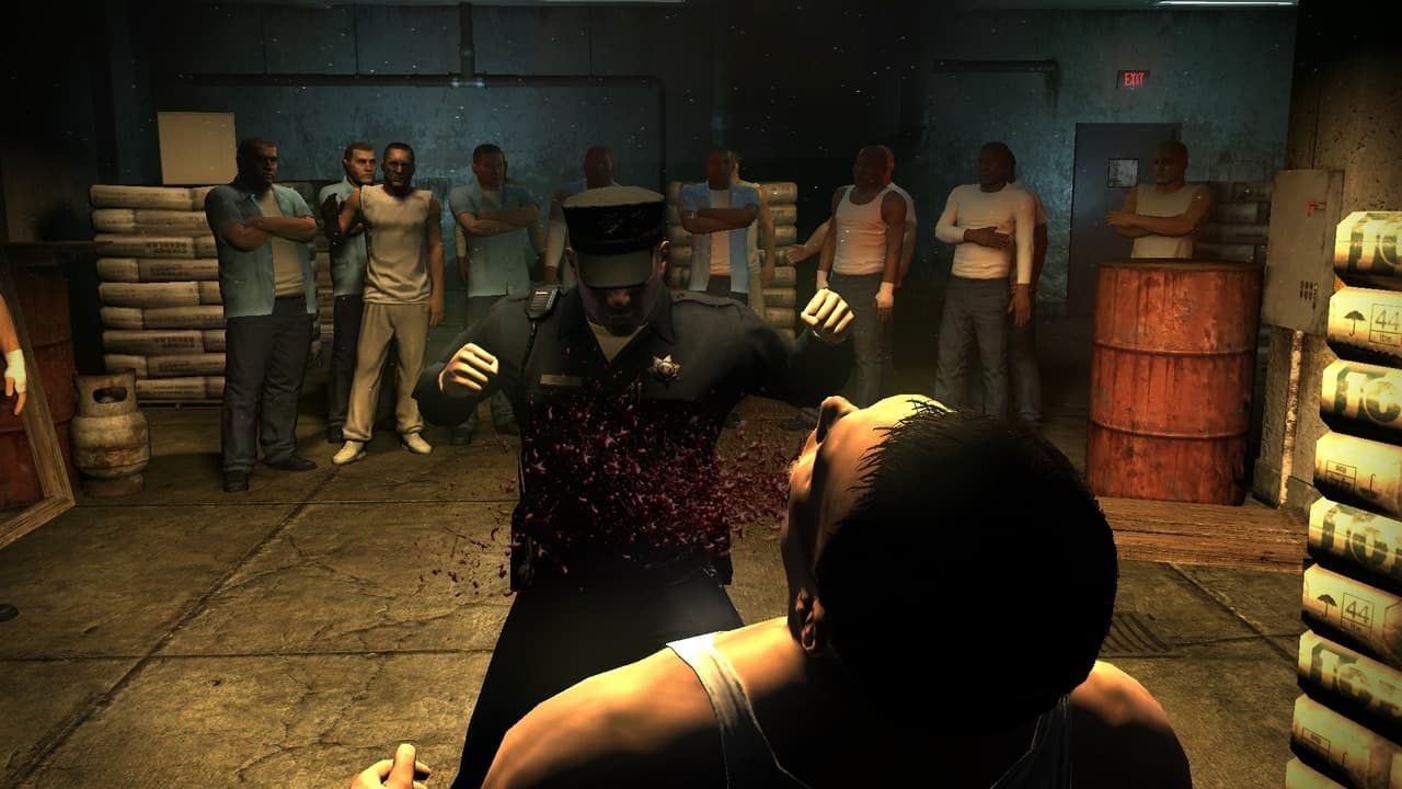 Prison break: The Conspiracy Xbox 360
