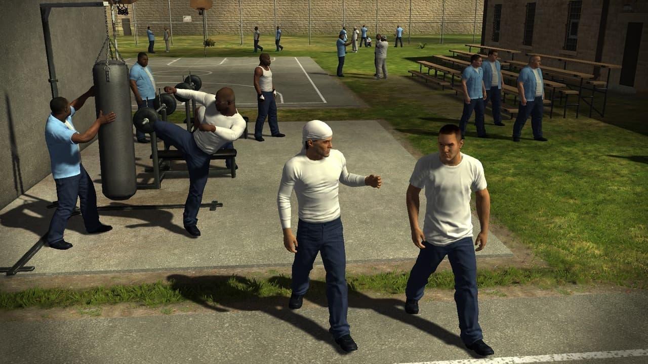Prison break: The Conspiracy Xbox