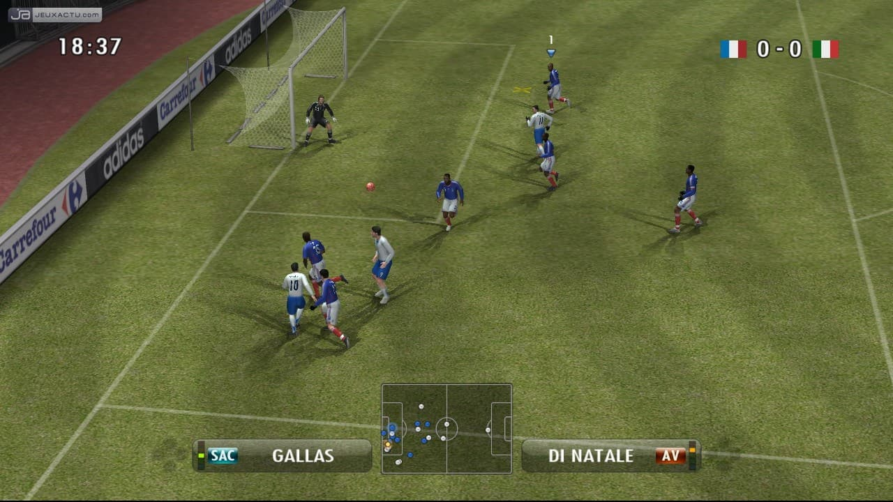 Pro Evolution Soccer 2008 Xbox