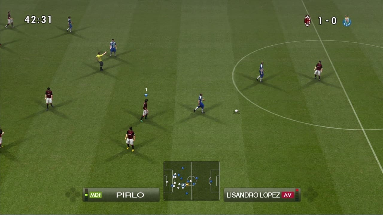 Pro Evolution Soccer 2009 Xbox