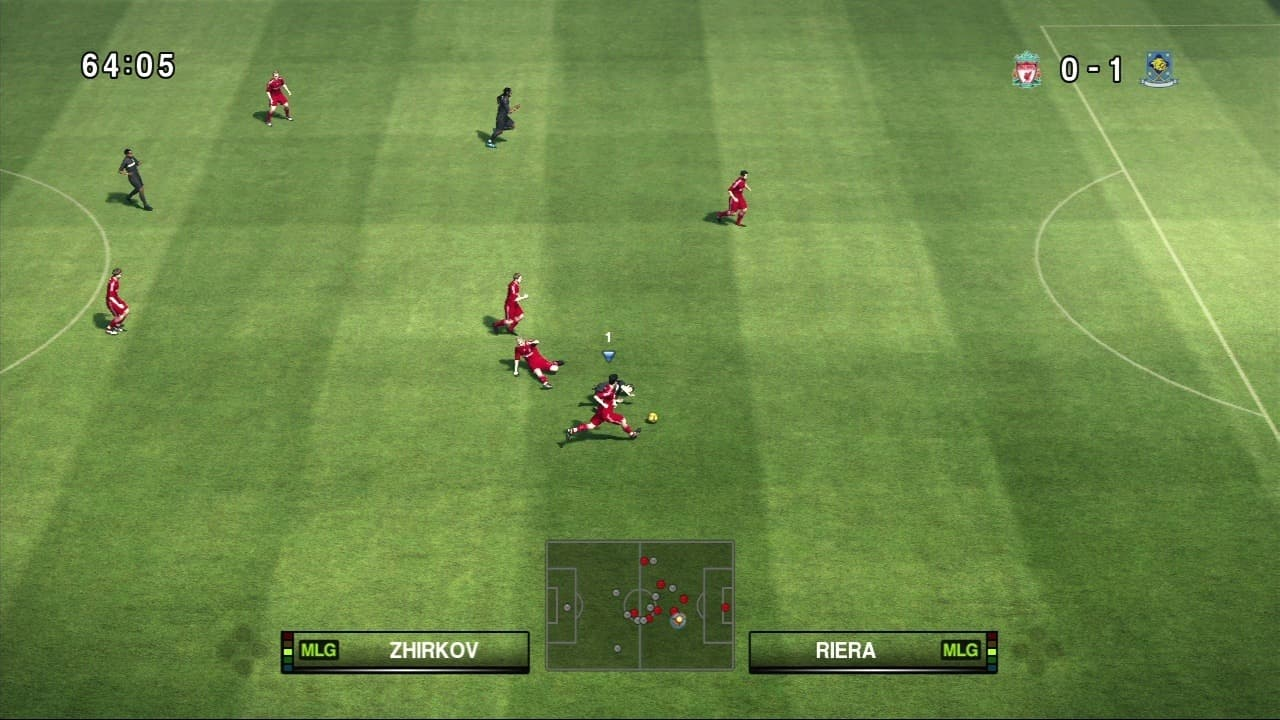Pro Evolution Soccer 2010 Xbox