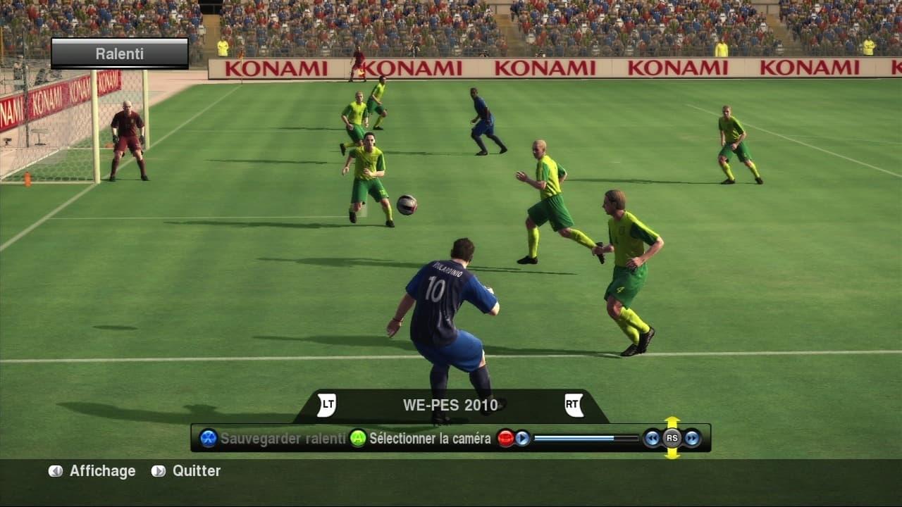 Pro Evolution Soccer 2010 - Image n°7