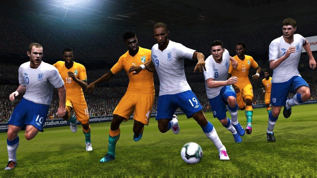 Pro Evolution Soccer 2011 Xbox