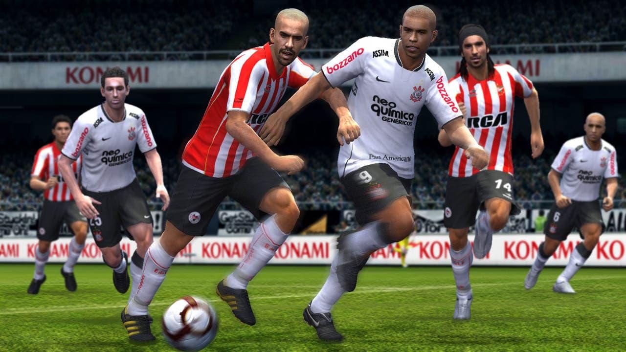 Pro Evolution Soccer 2011 - Image n°6