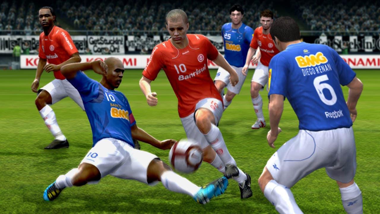 Pro Evolution Soccer 2011 - Image n°7
