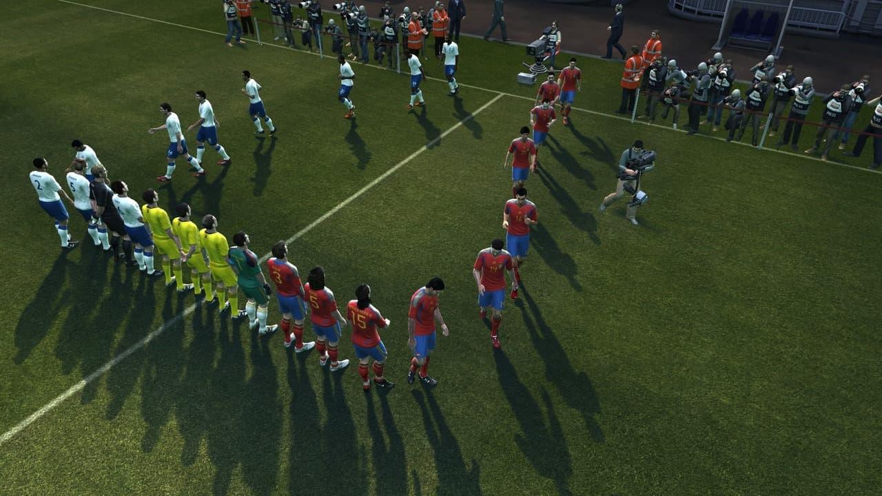 Pro Evolution Soccer 2012 - Image n°7
