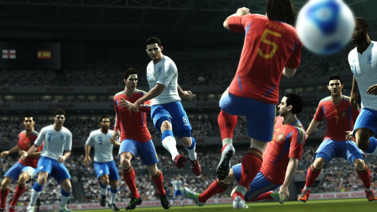 Pro Evolution Soccer 2012 - Image n°6