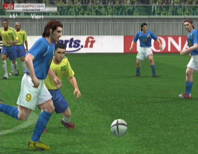 Xbox Pro Evolution Soccer 4