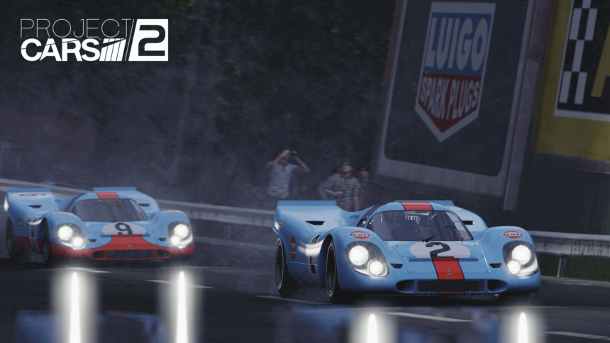 Project Cars 2 : The Spirit of Le Mans Xbox One