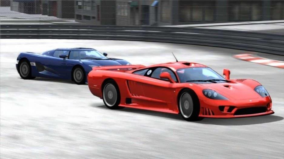 Xbox 360 Project Gotham Racing 3