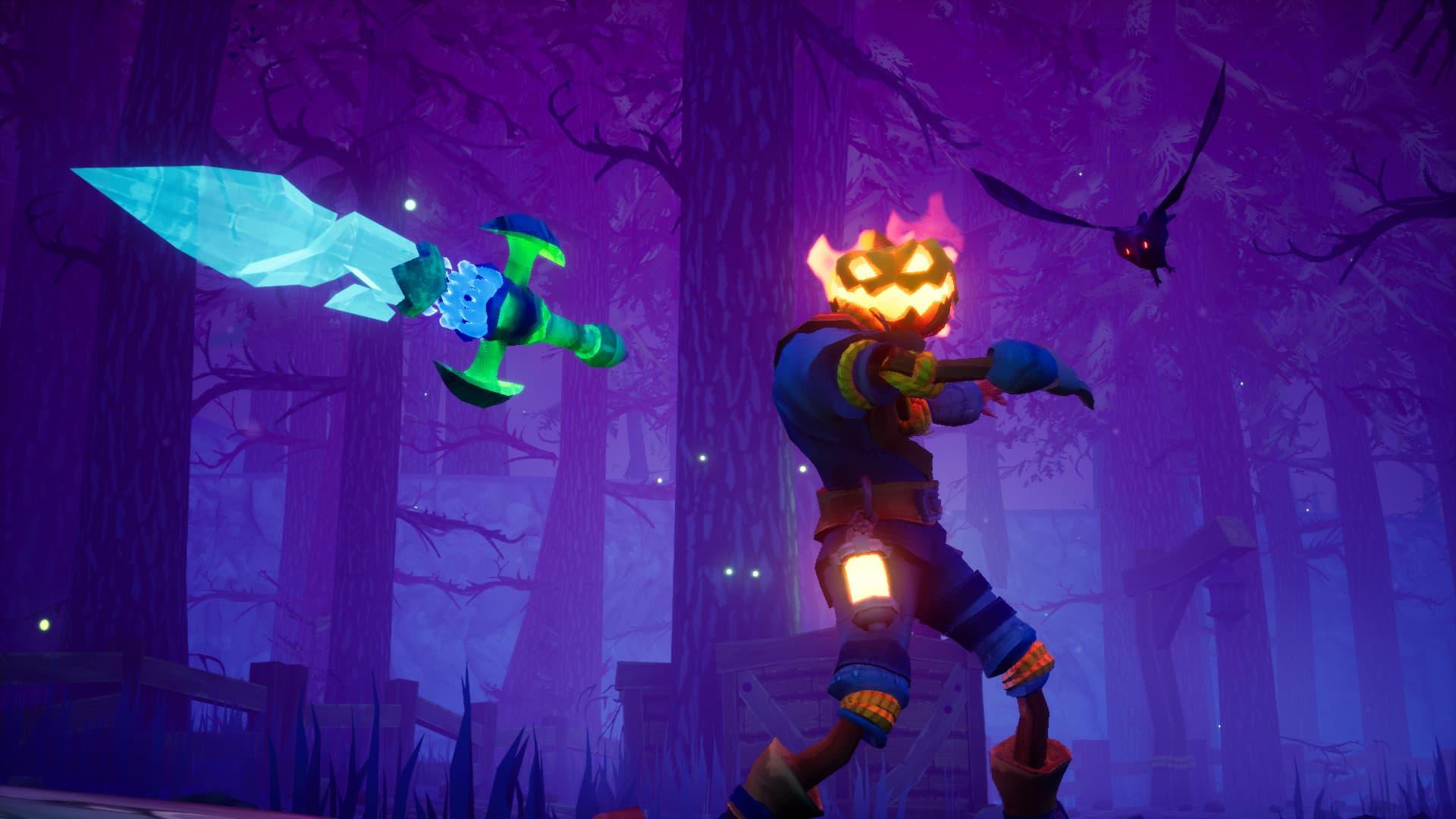 Pumpkin Jack Xbox One