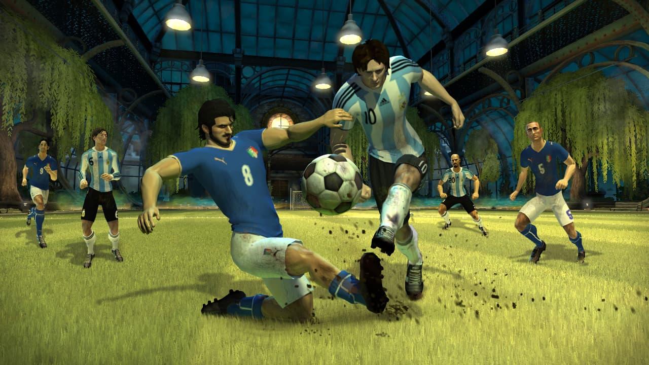 Pure Football Xbox