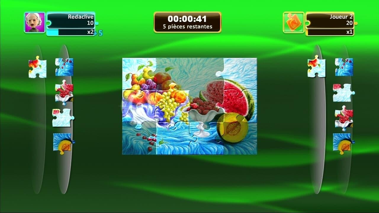 Xbox 360 Puzzle Arcade