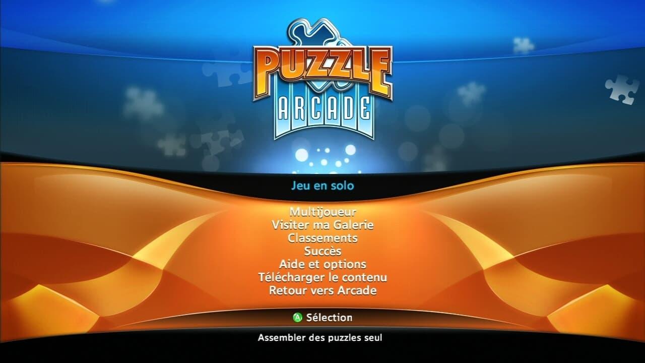Puzzle Arcade Xbox