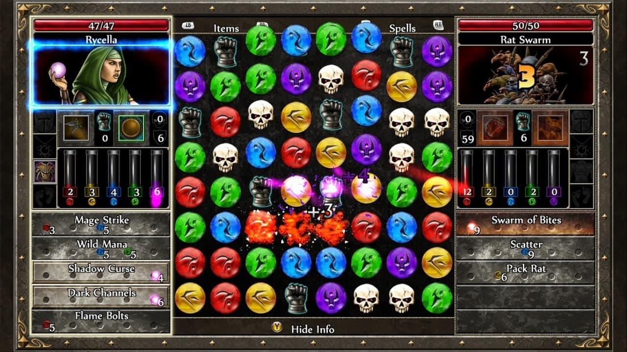 Puzzle Quest 2 - Image n°7
