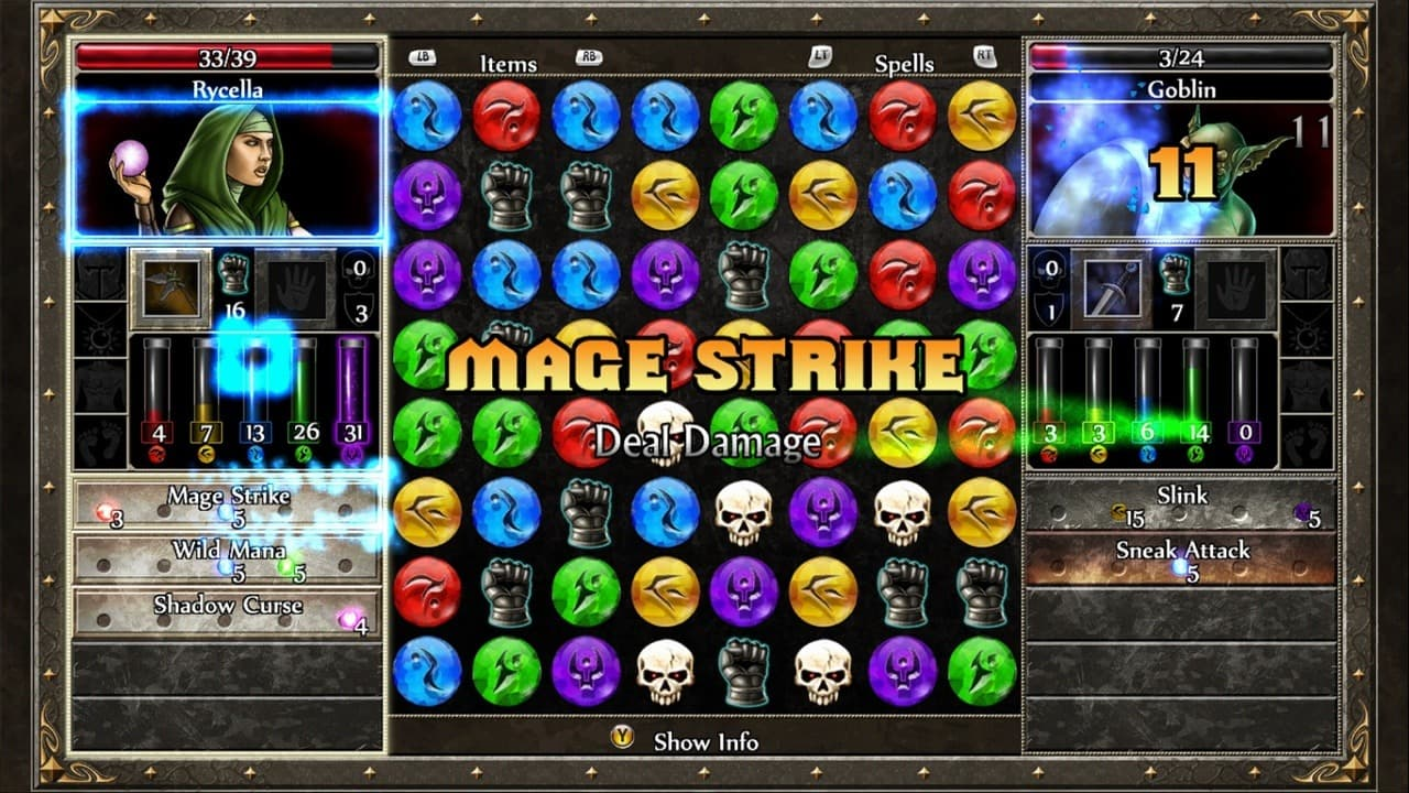 Puzzle Quest 2 - Image n°8
