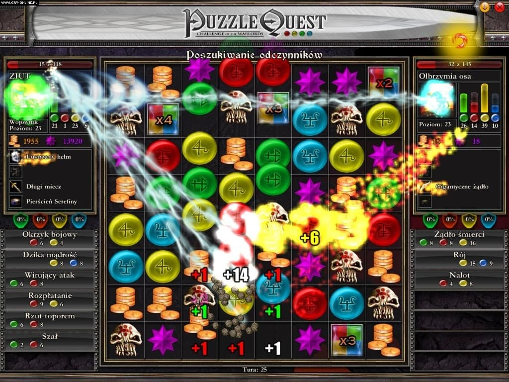 Puzzle Quest: Challenge oph the Warlords