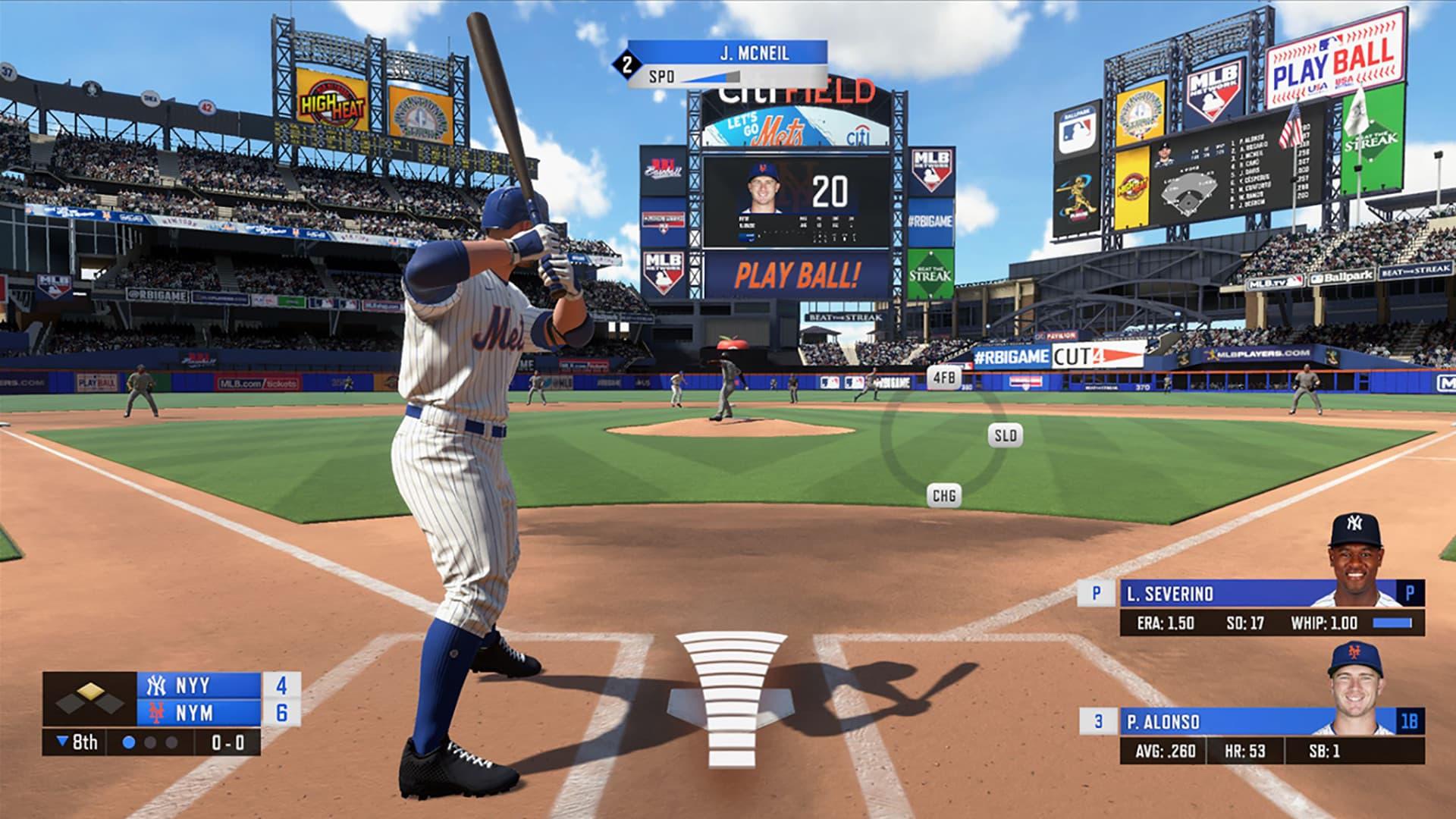 Xbox One R.B.I. Baseball 20