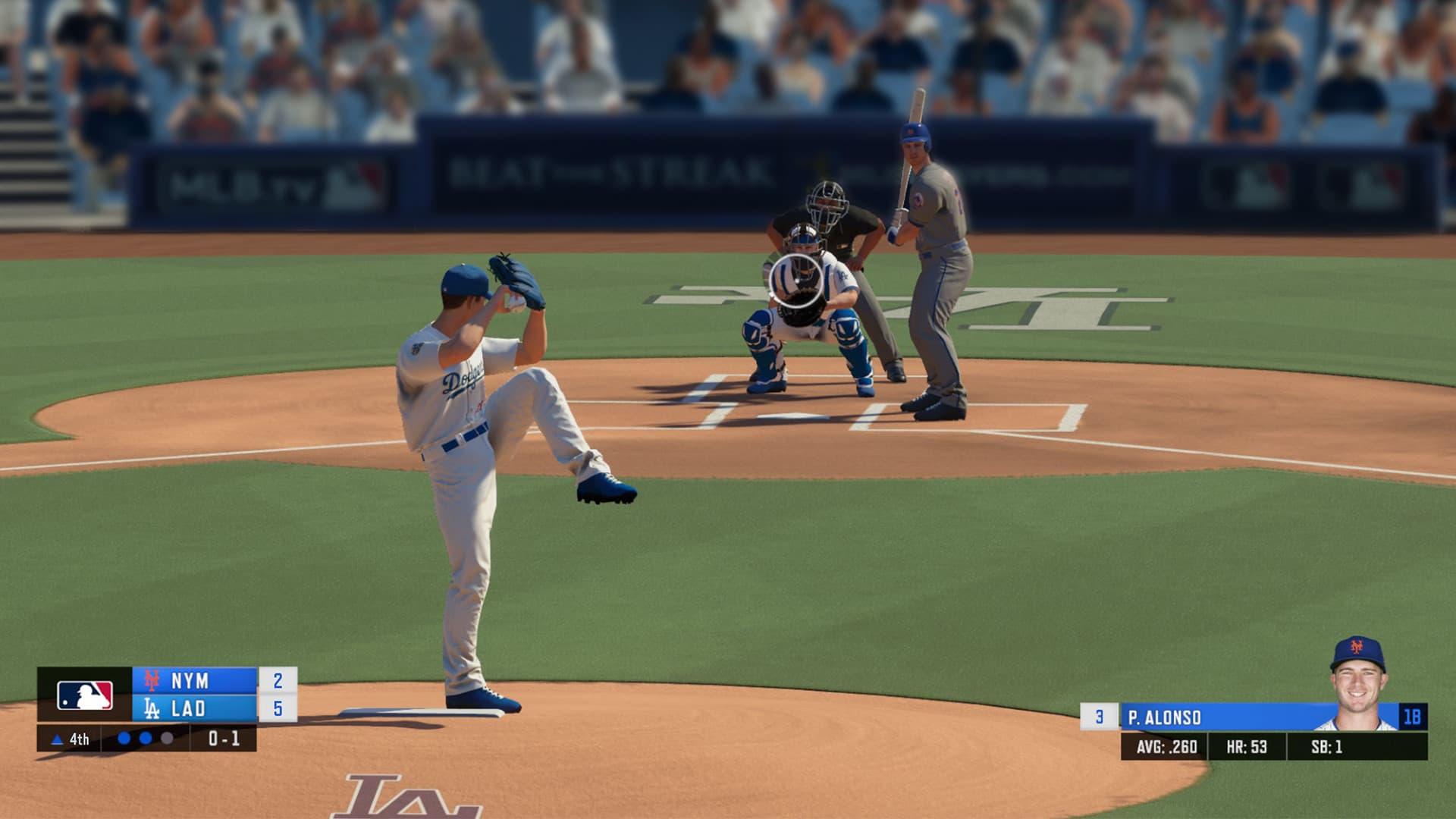 R.B.I. Baseball 20 Xbox