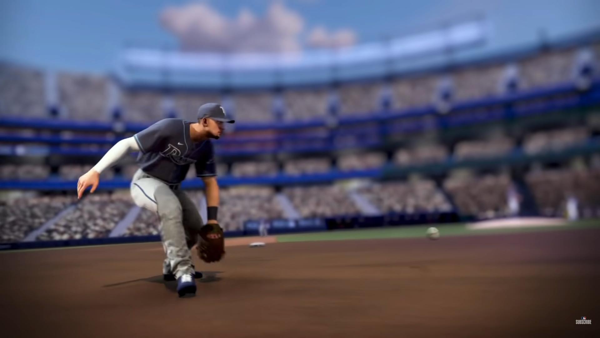R.B.I. Baseball 21 Xbox Series X & S