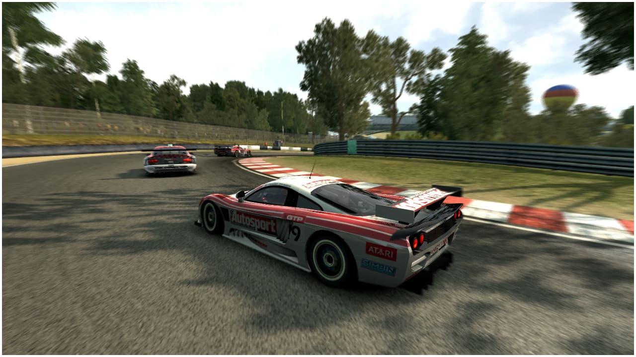 RACE Pro - Image n°8
