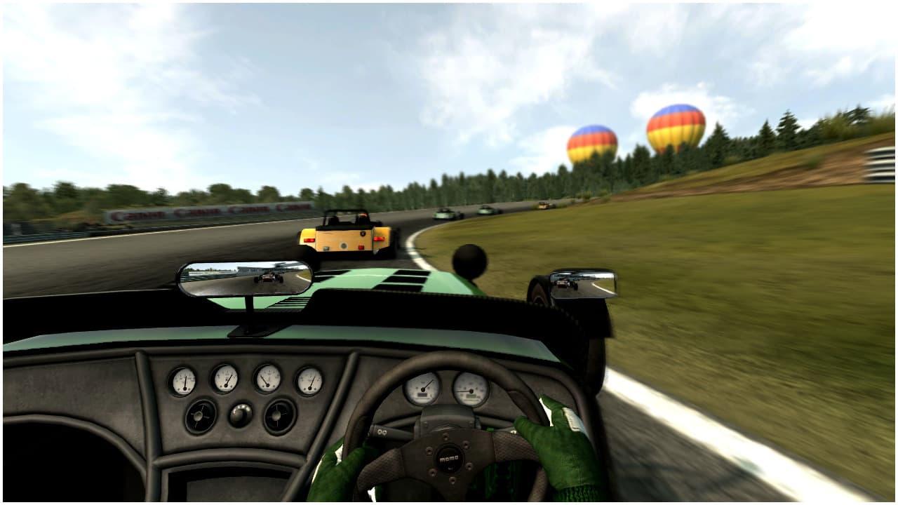 RACE Pro - Image n°7