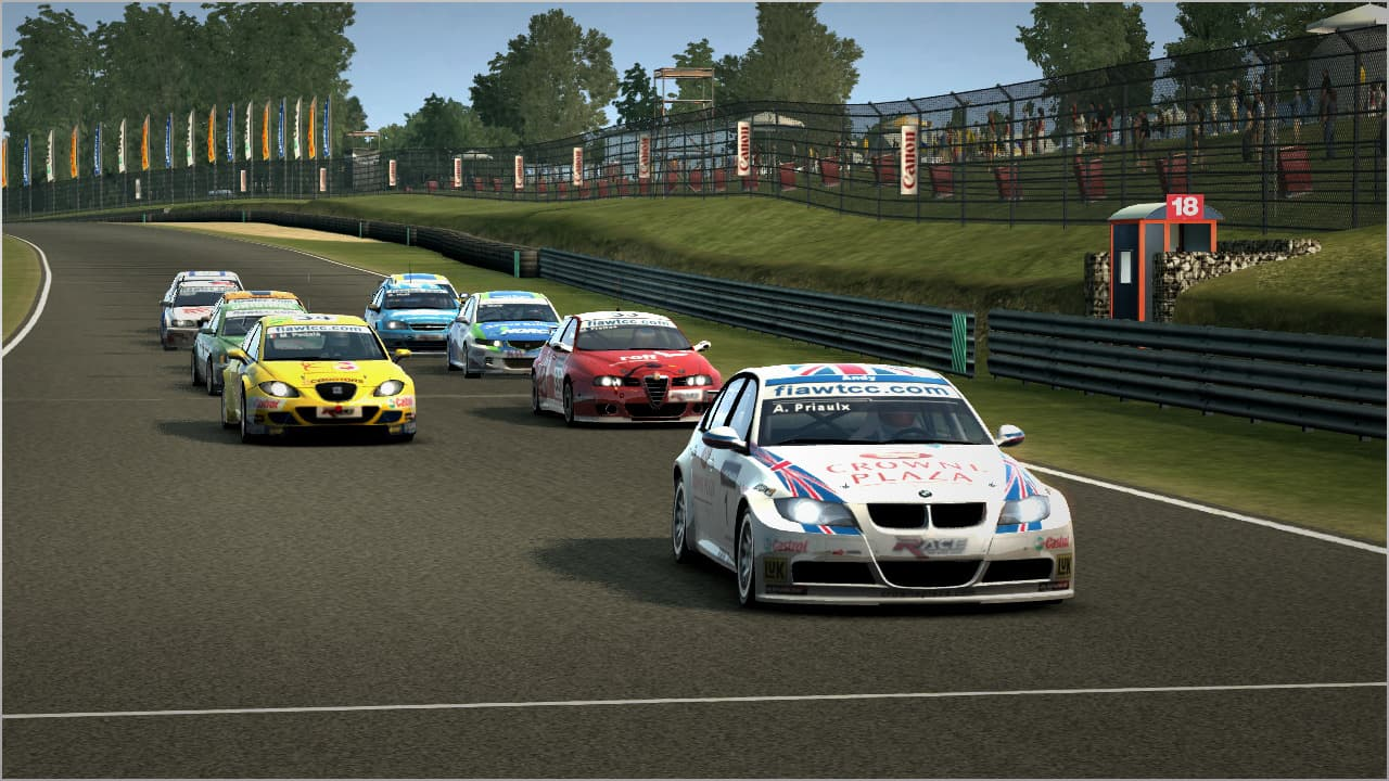 RACE Pro - Image n°6