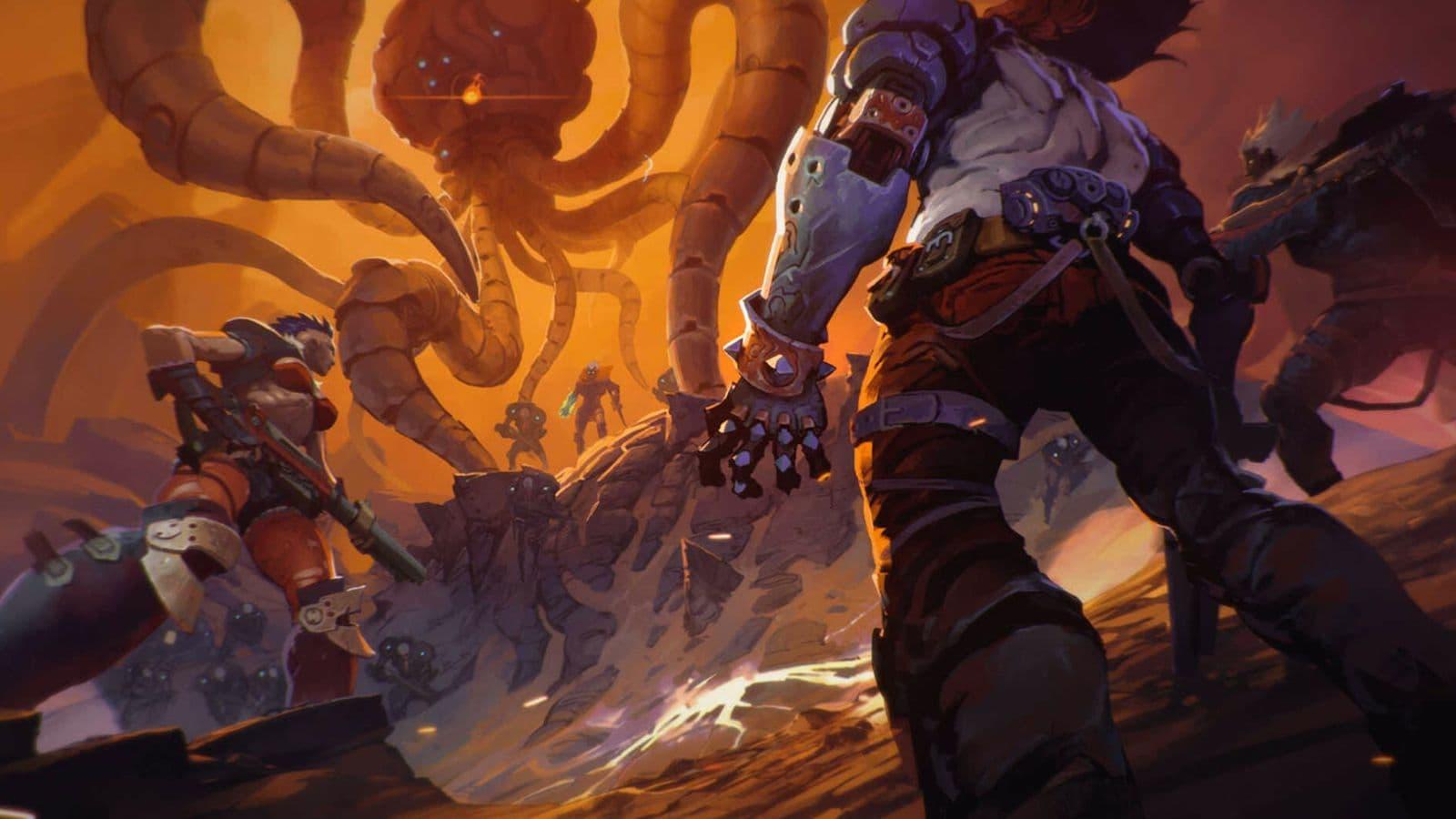 Raiders of the Broken Planet Xbox