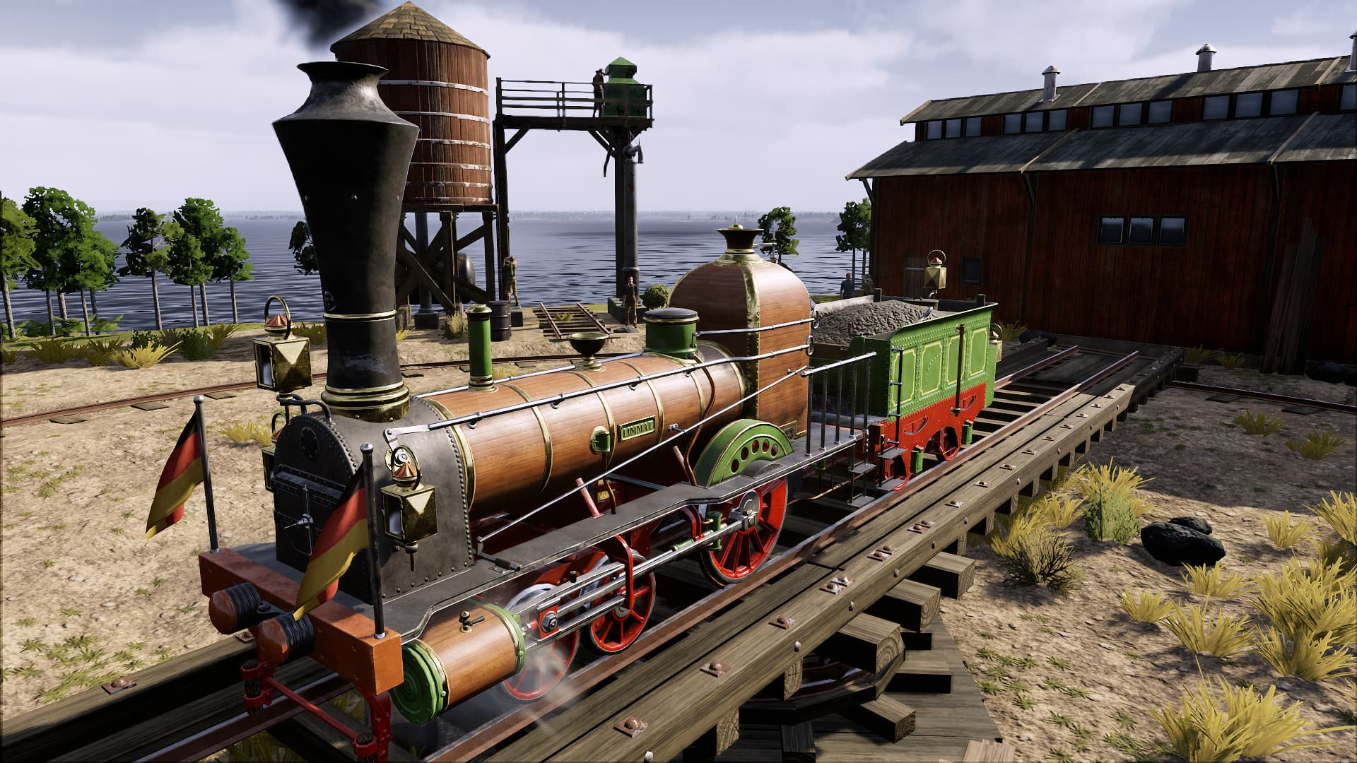 Railway Empire: Germany Xbox