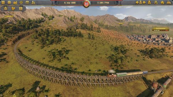 Railway Empire - Image n°6